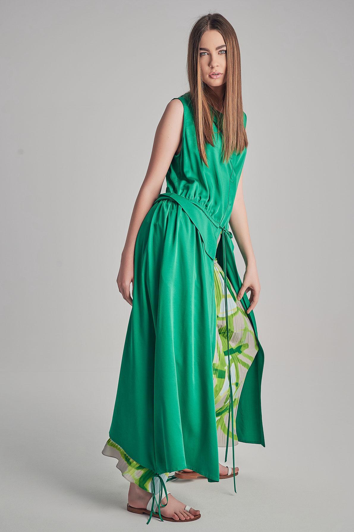 Rochie-jachetă Shivaree Verde