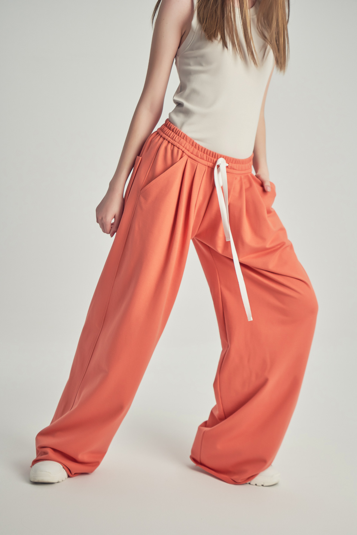 Pantaloni Copper