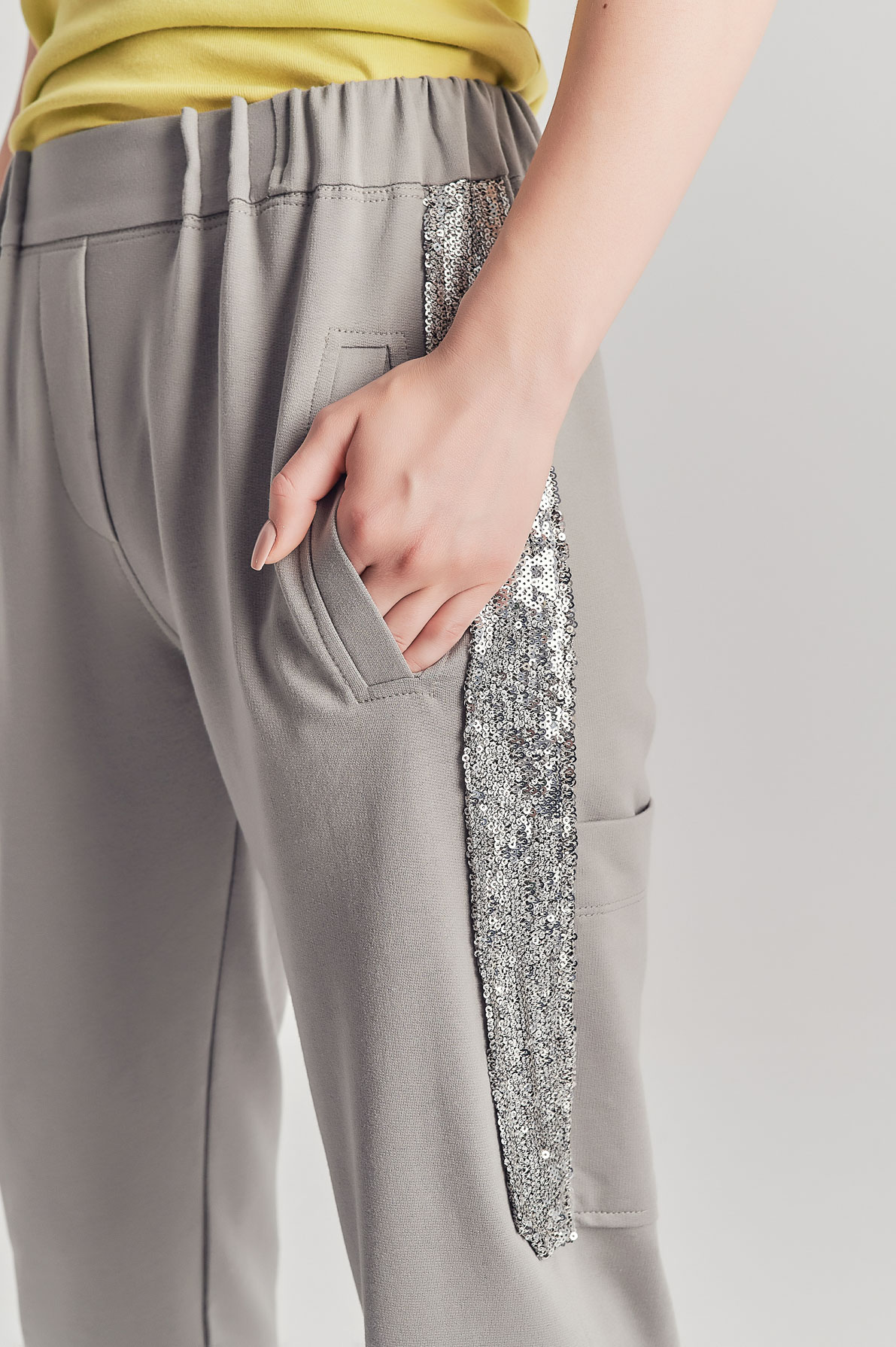 Pantaloni Shimmer