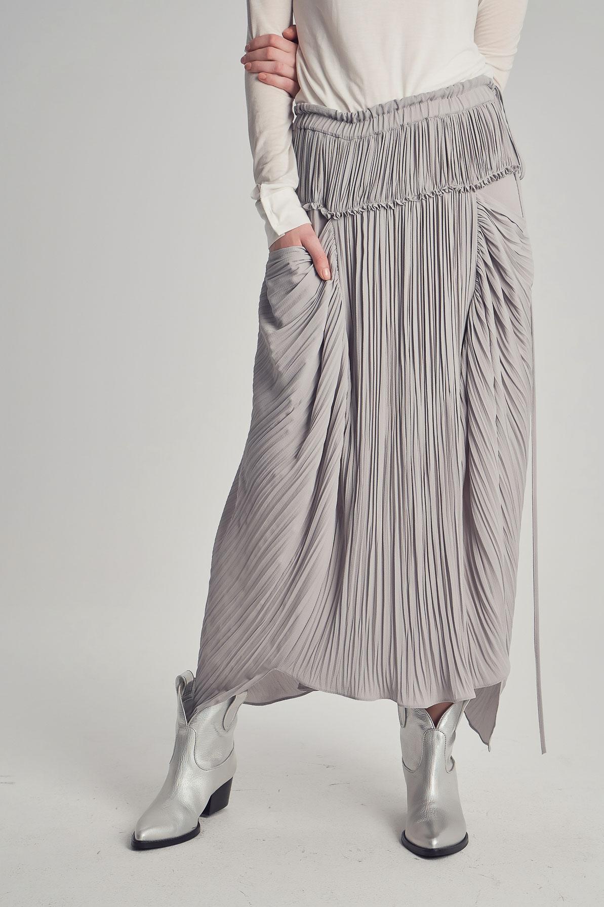 Fustă Grey Godess