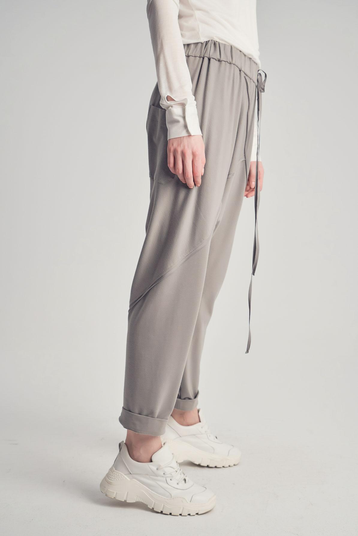 Grey Liam Pants