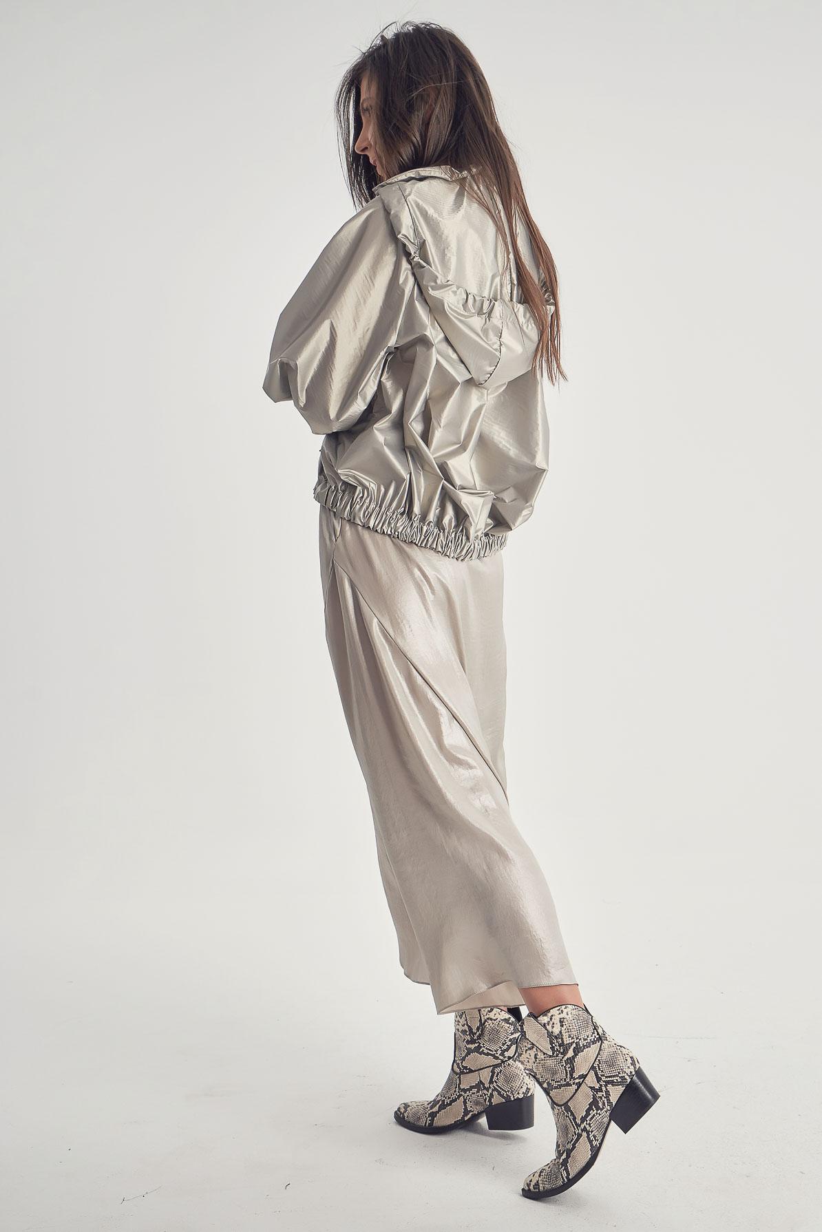 Jachetă Silver