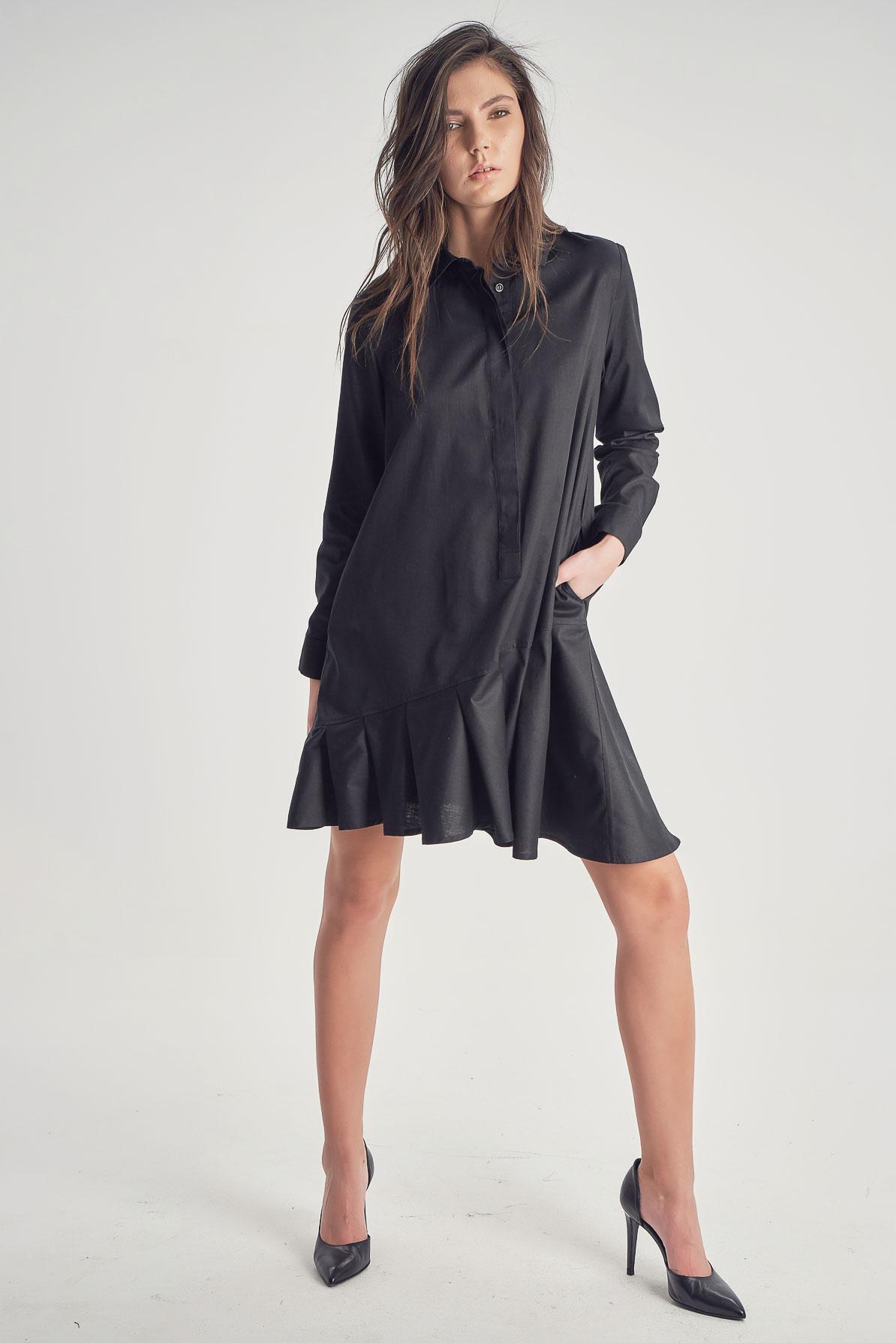 Black Poudree Shirt