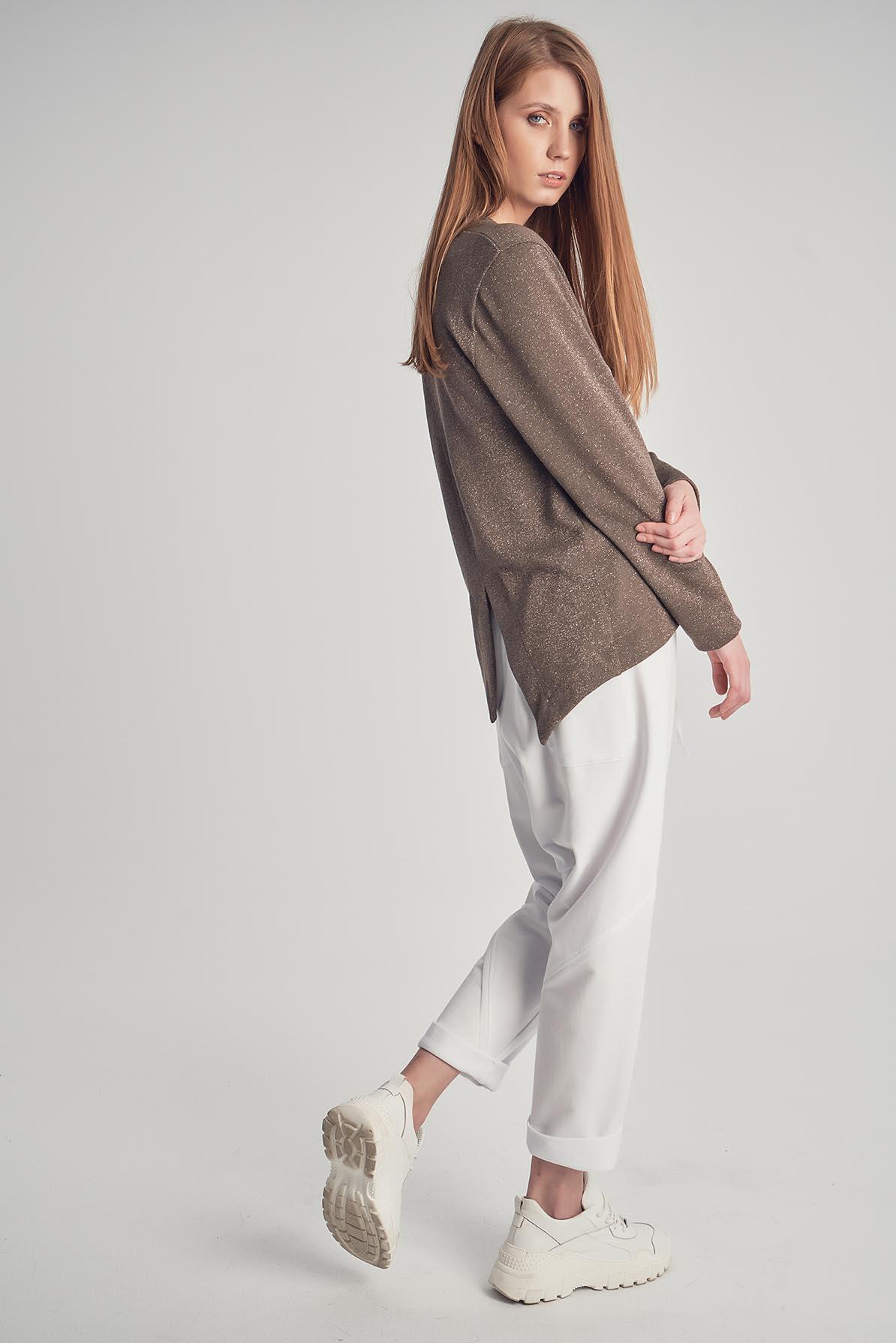 Bluză Fiora Brown