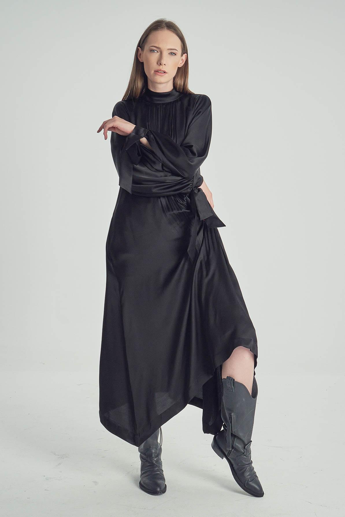 Rochia Black Fine