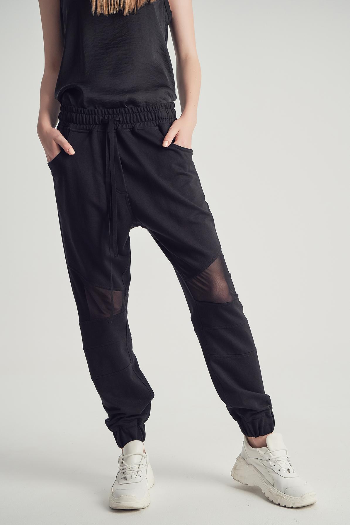 Pantaloni SeethroughCut