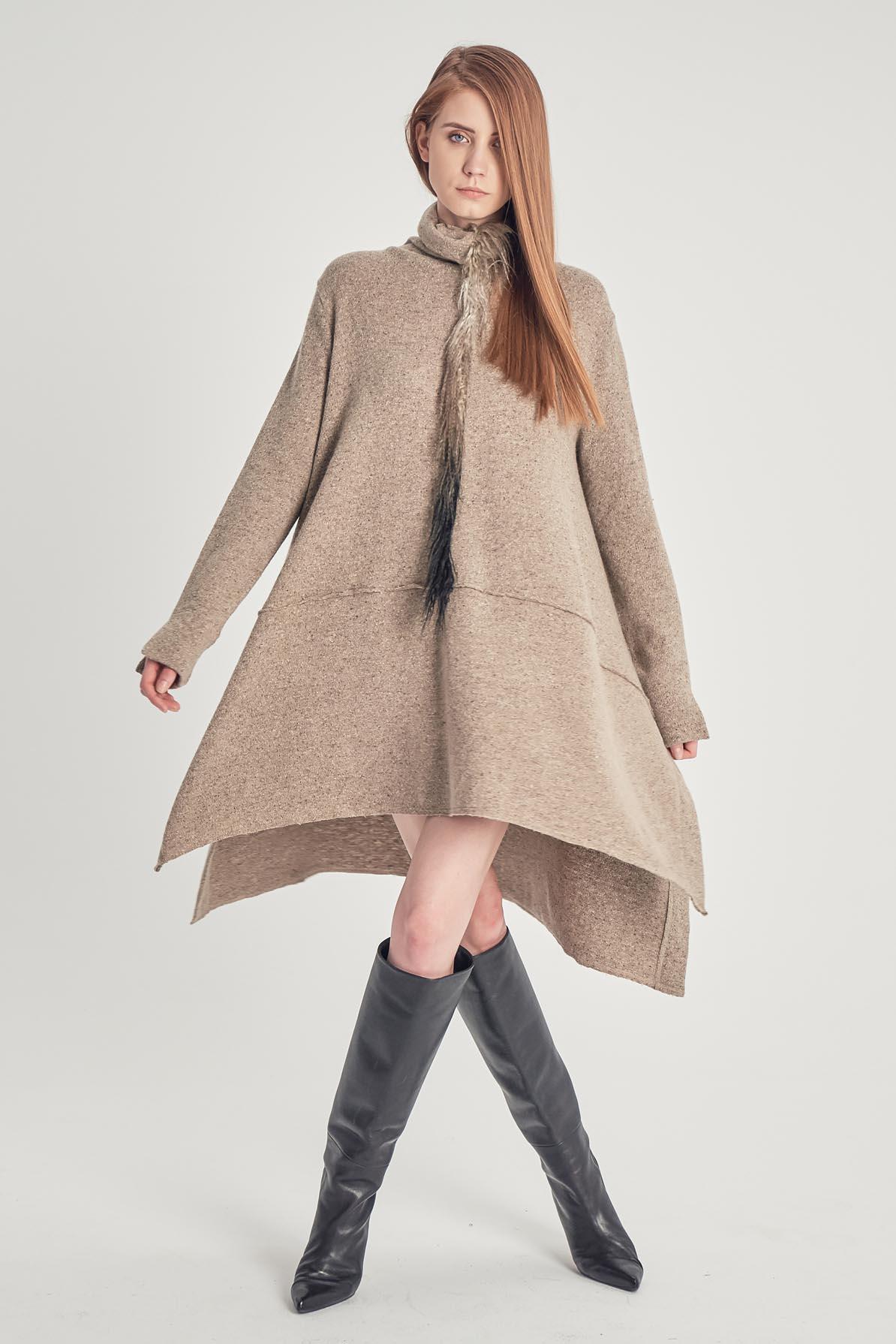 Poncho Fur