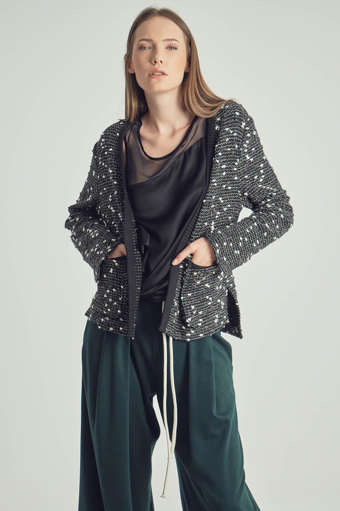 Jachetă Dots