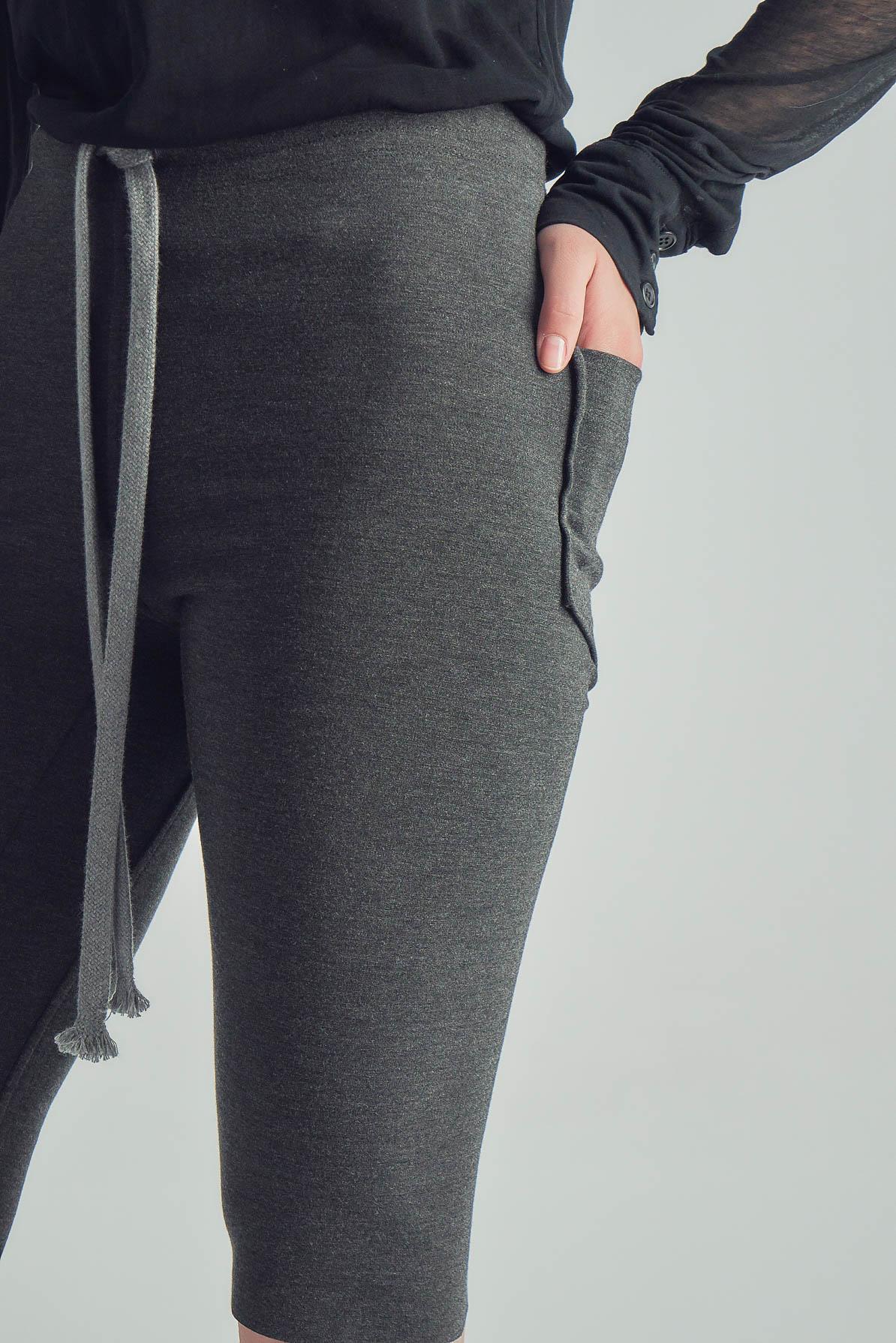 Pantalon Long Grey Ciclist