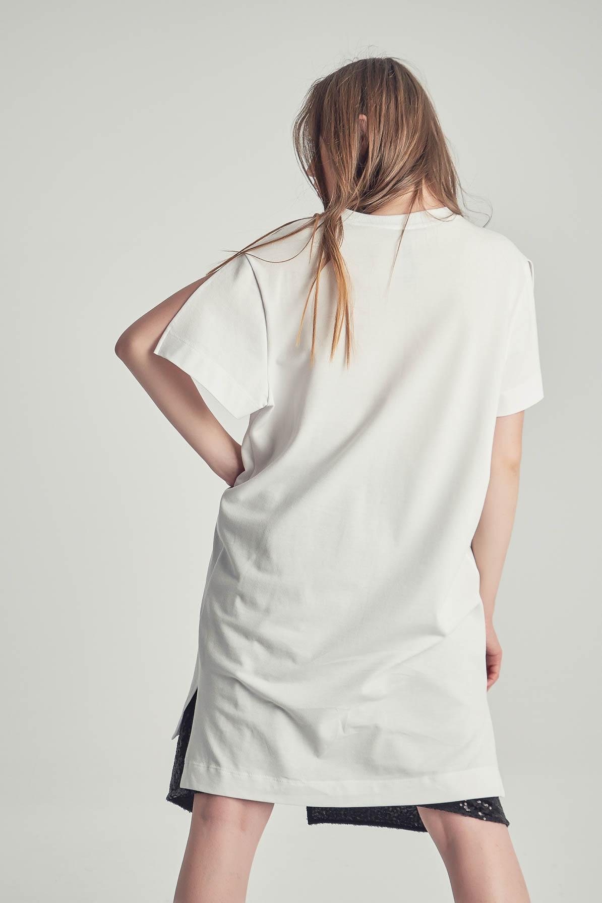Rochie-tricou Nancy