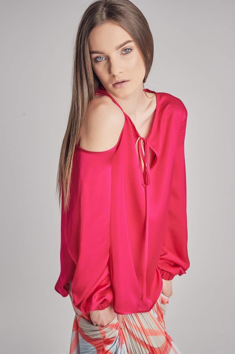 Bluză Deanna Fuchsia