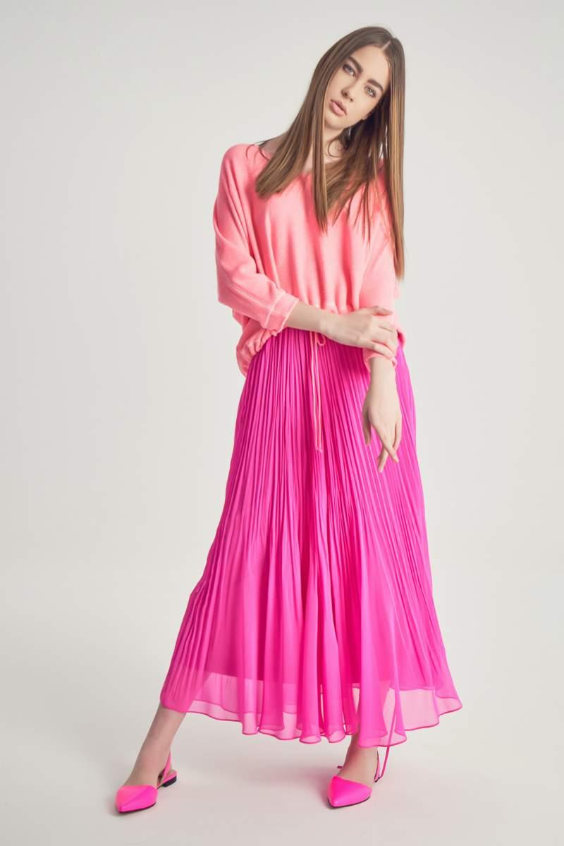 Bluză Vintage Roz
