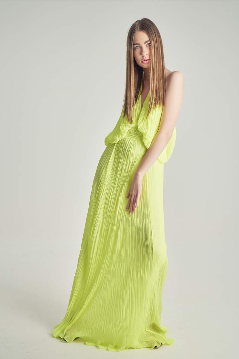 Rochie Yellow River