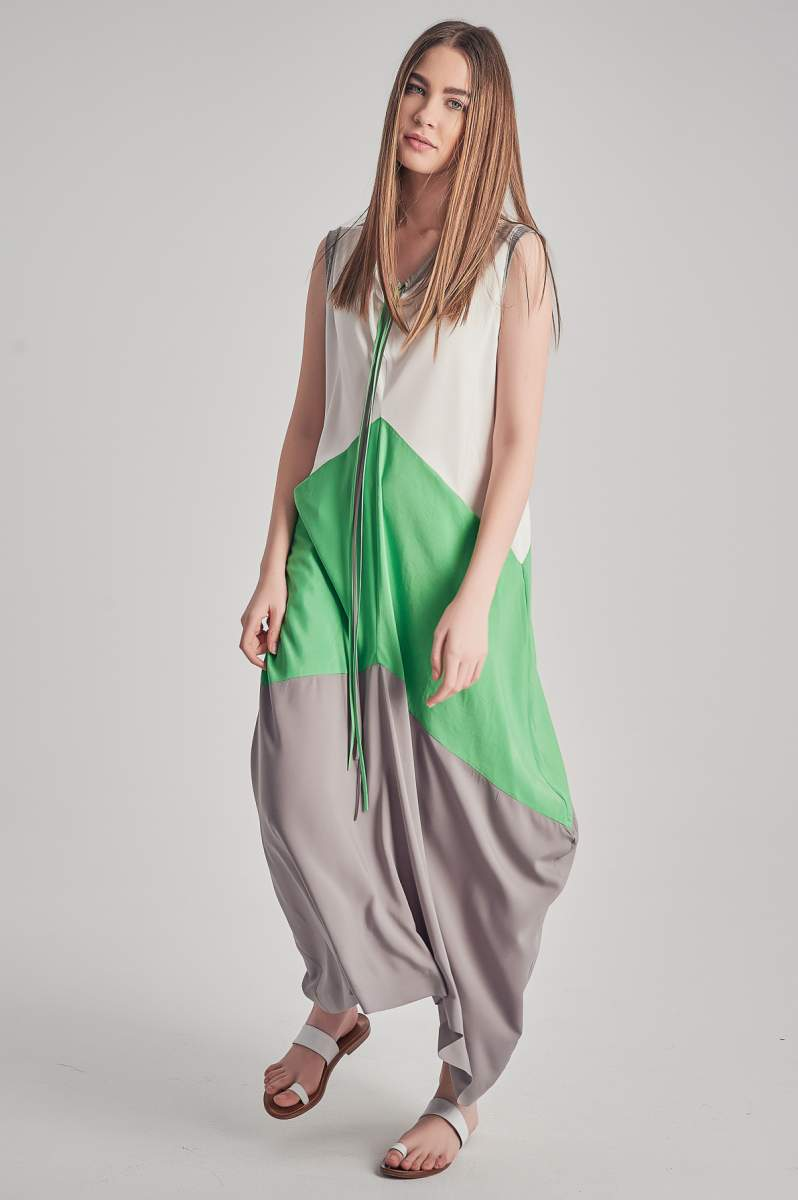 Rochie Green Samsara