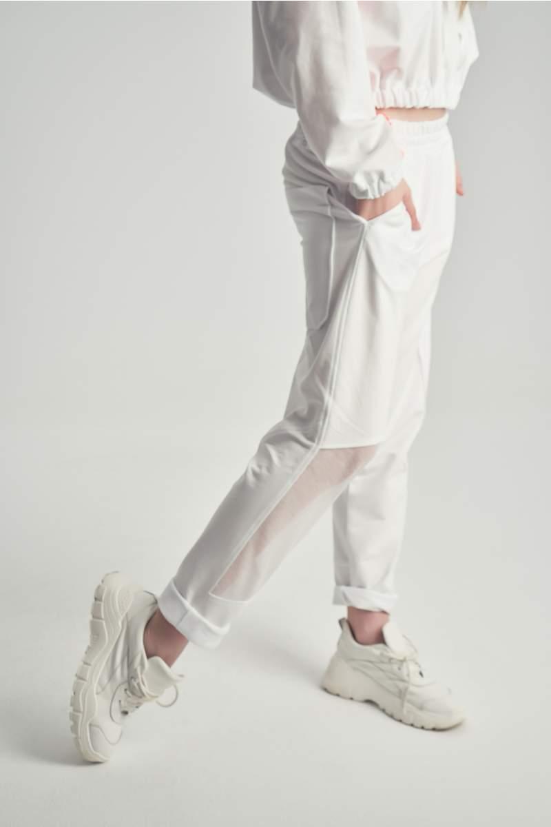 Pantaloni Cutout