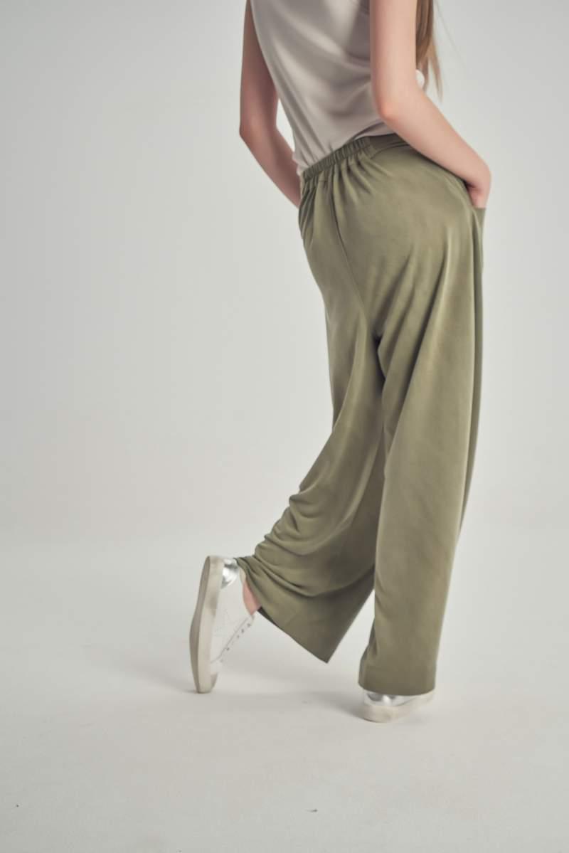 Pantaloni Jasleen Khaki