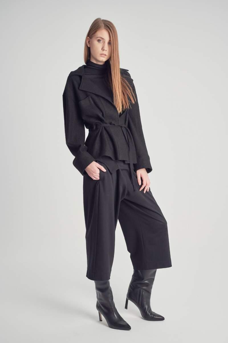 Jachetă Draga Black