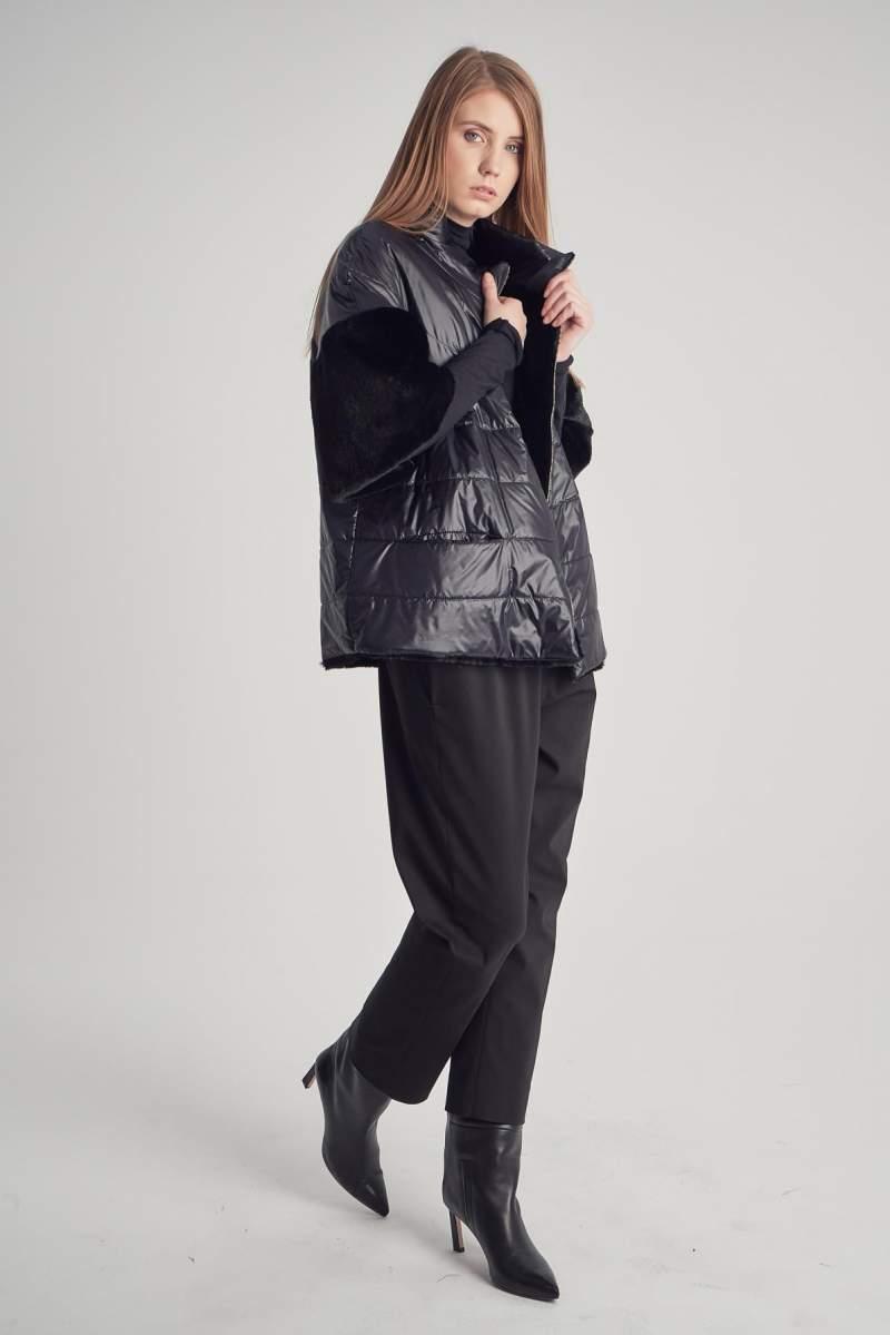Jachetă Belle Black