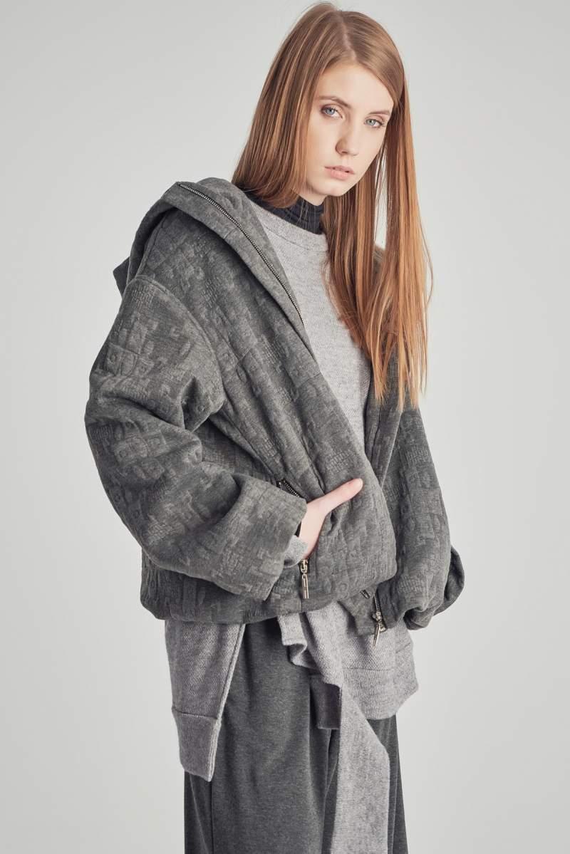 Jachetă Jaquard