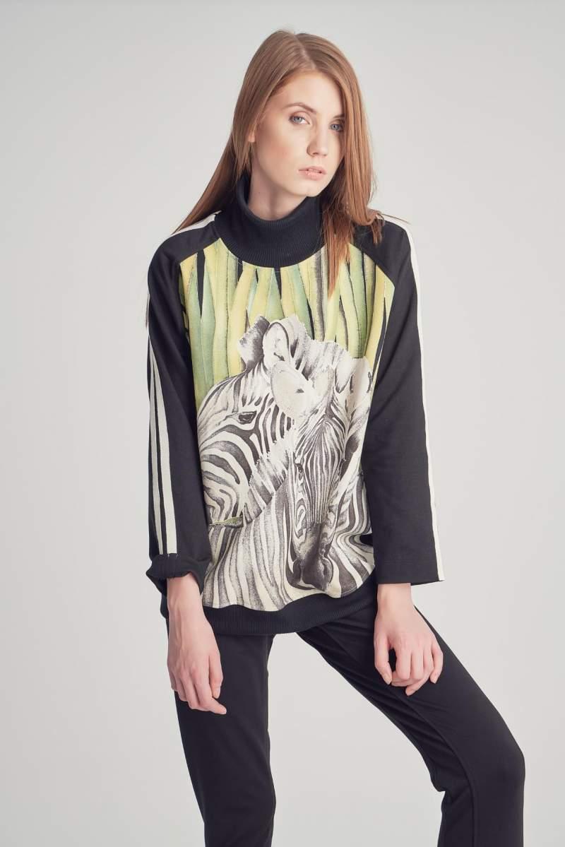 Bluză Zebra