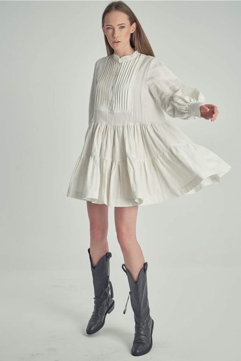 Rochia Jolie White