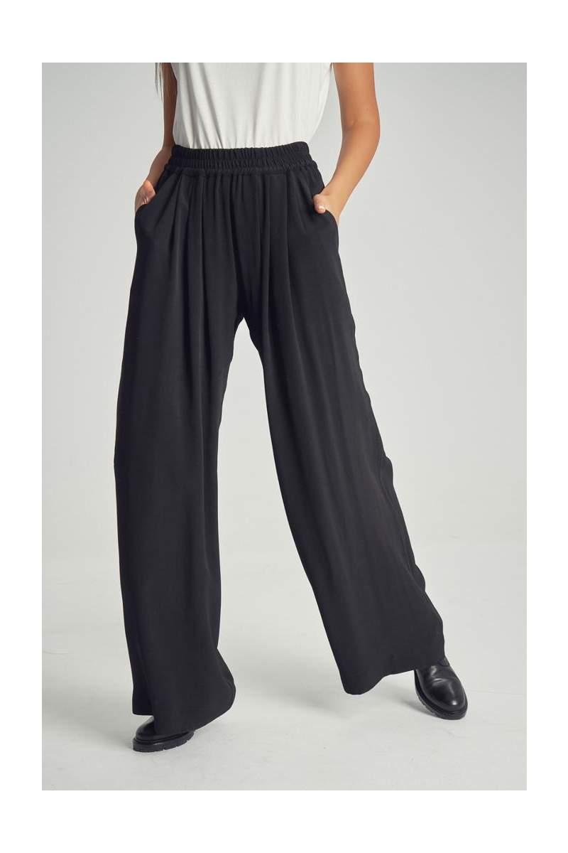 Pantaloni Fald Viscose