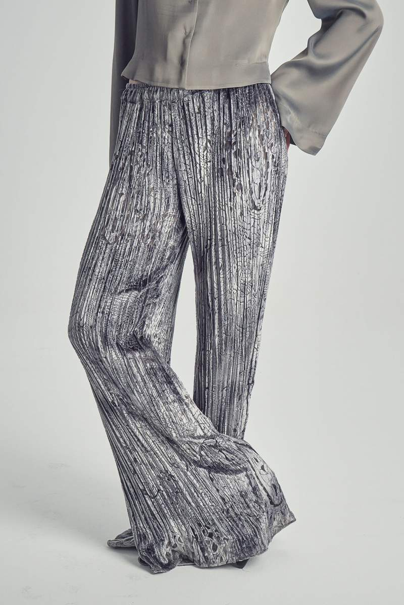 Pantaloni Velvet Butterfly