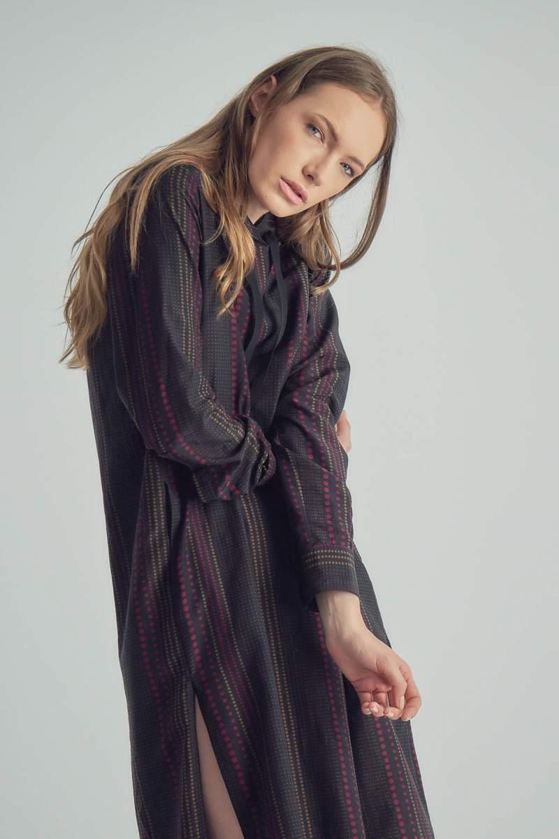 Rochie Brown Pijama