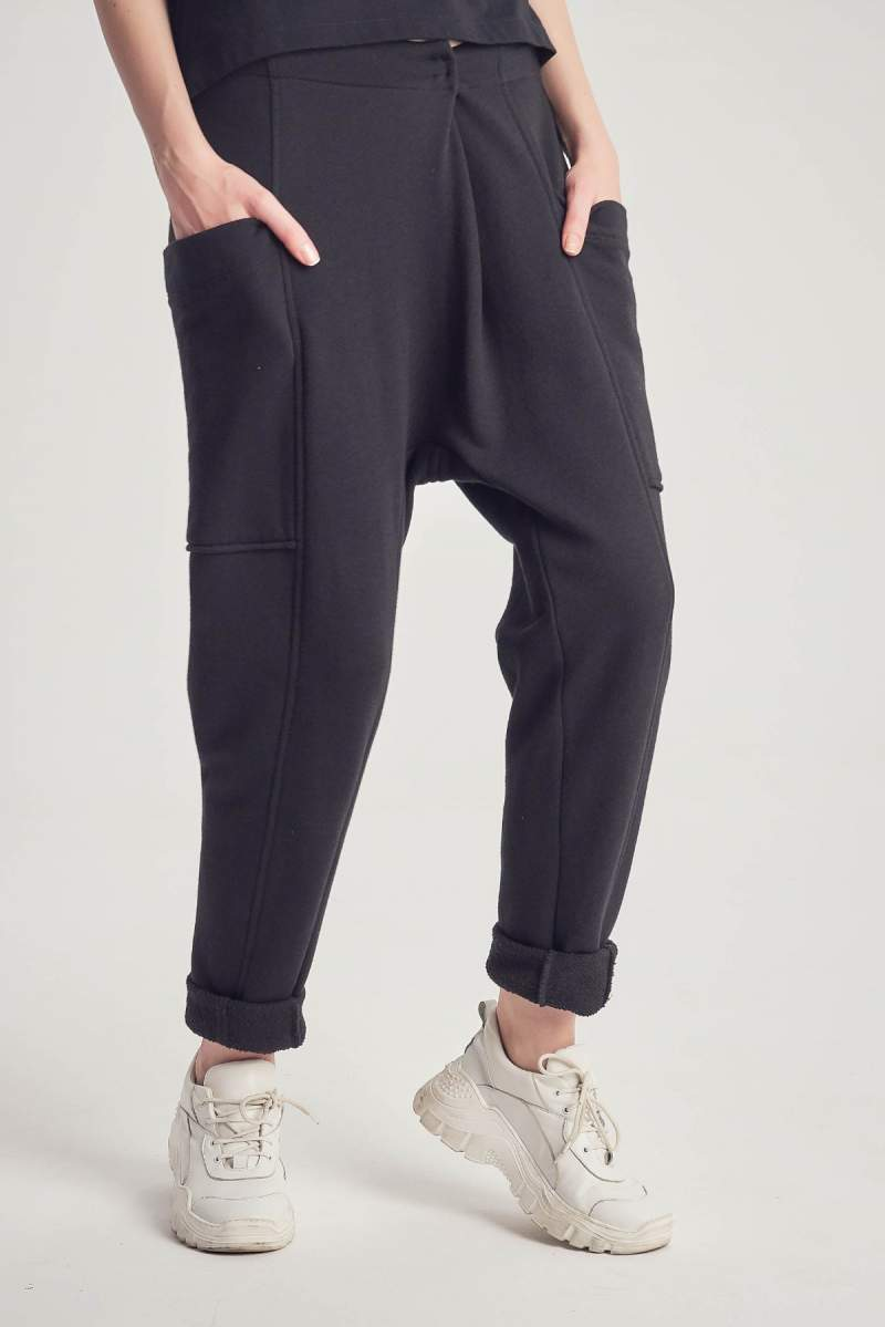 Pantaloni Black Vogue