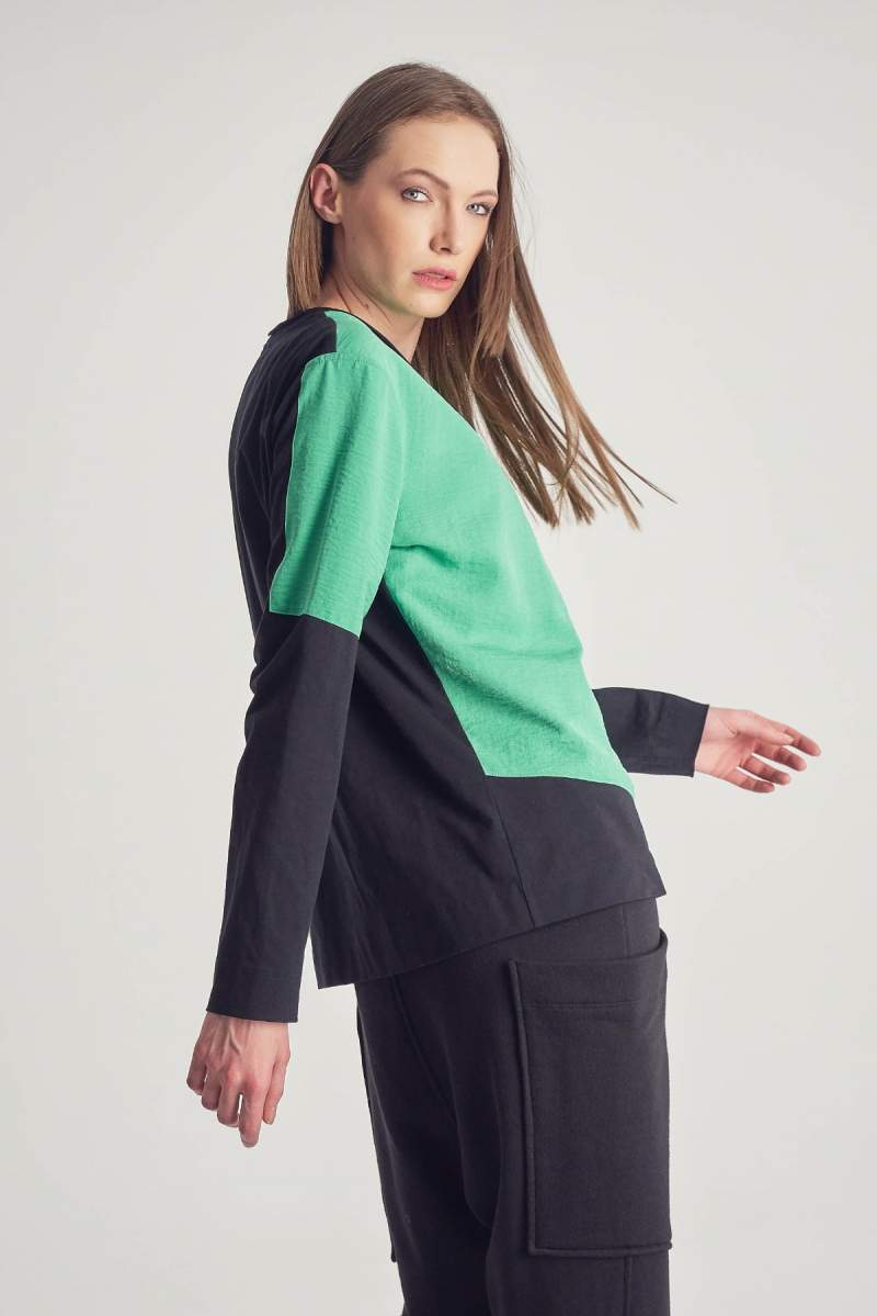 Bluza Green Redo