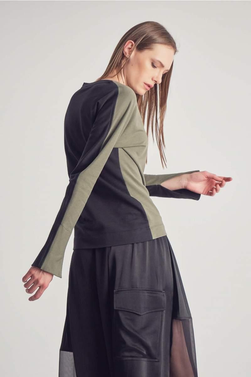 Bluza Khaki Practical