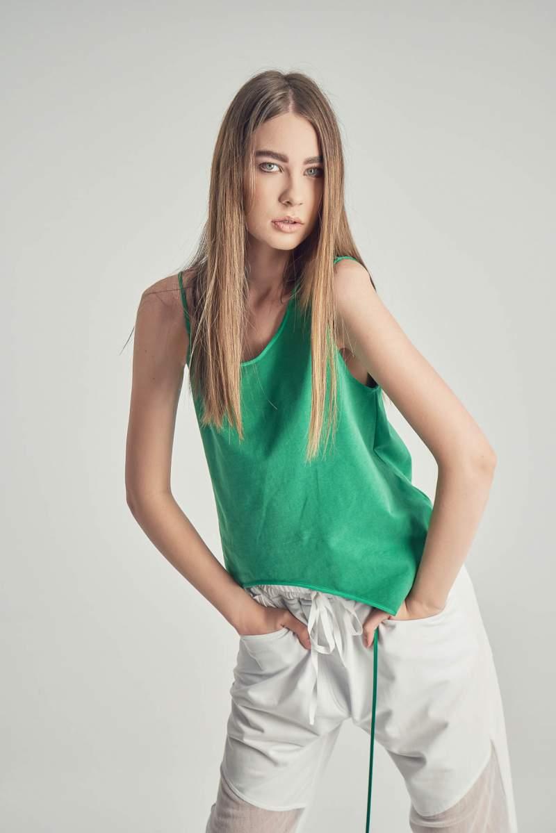 Top Green Mia