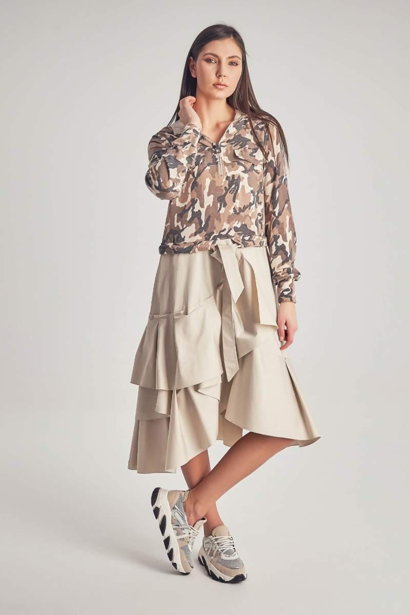 Camo Sunshine Dress