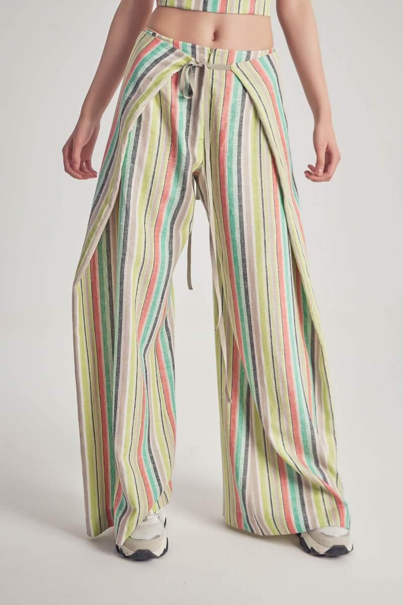 Pantaloni Pinstripe