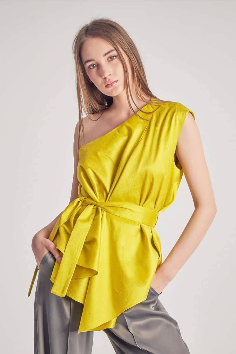 Top Yellow Maxine