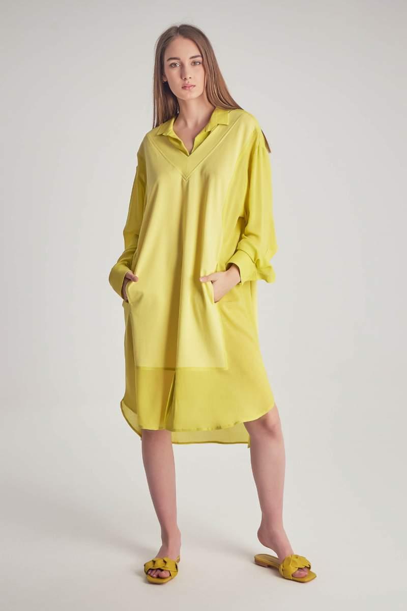 Rochia Yellow Mini Elxis