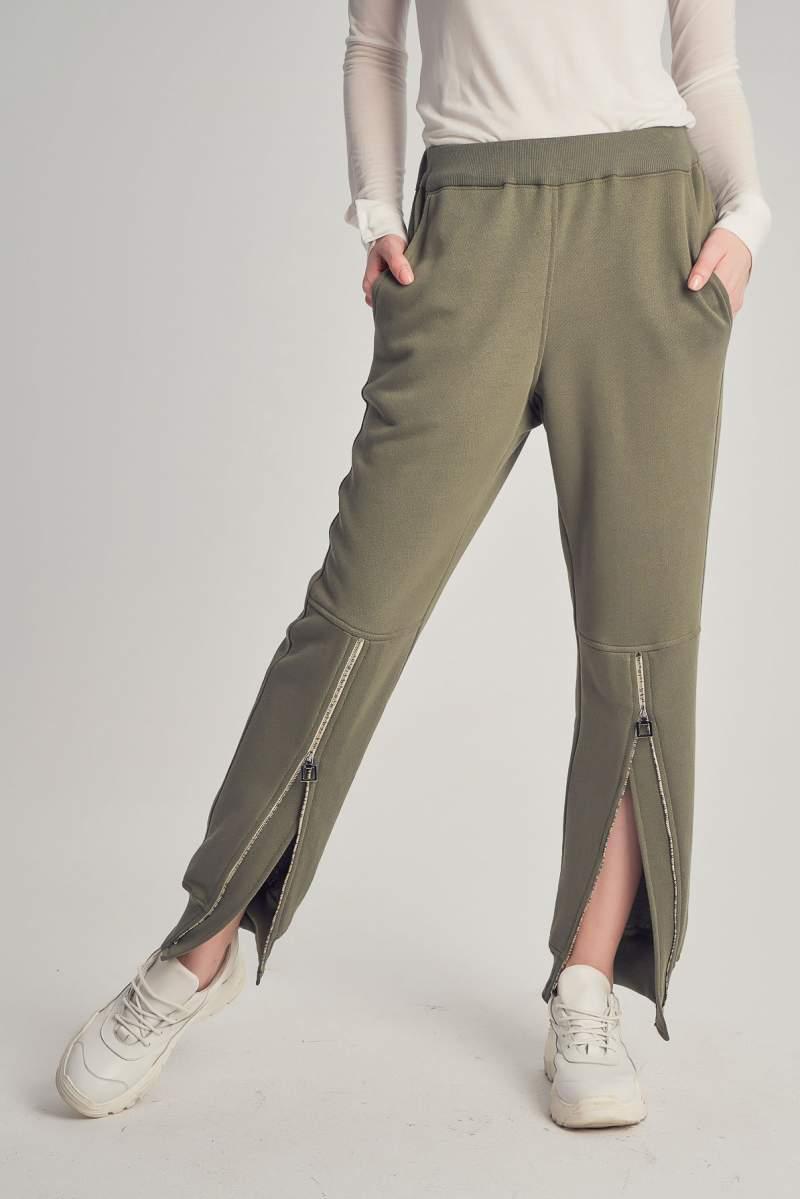 Zip Pants