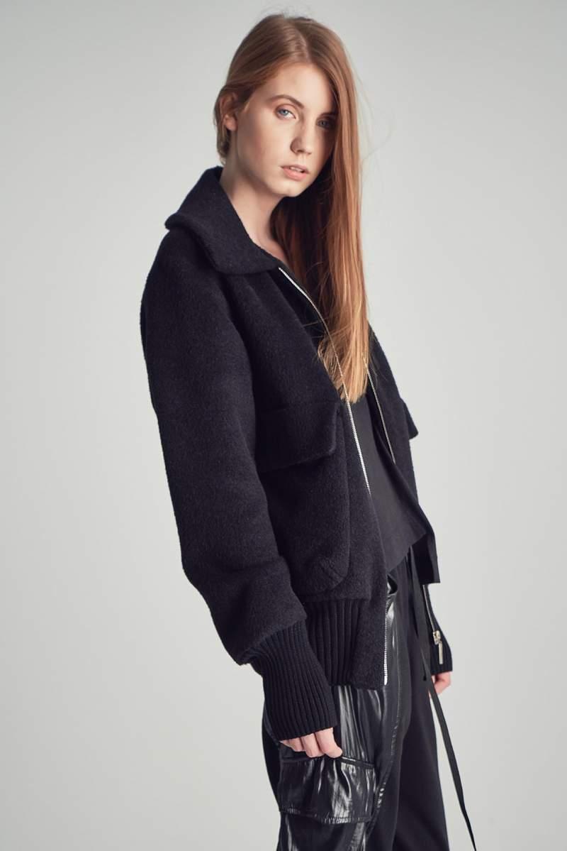 Jachetă Alpaca