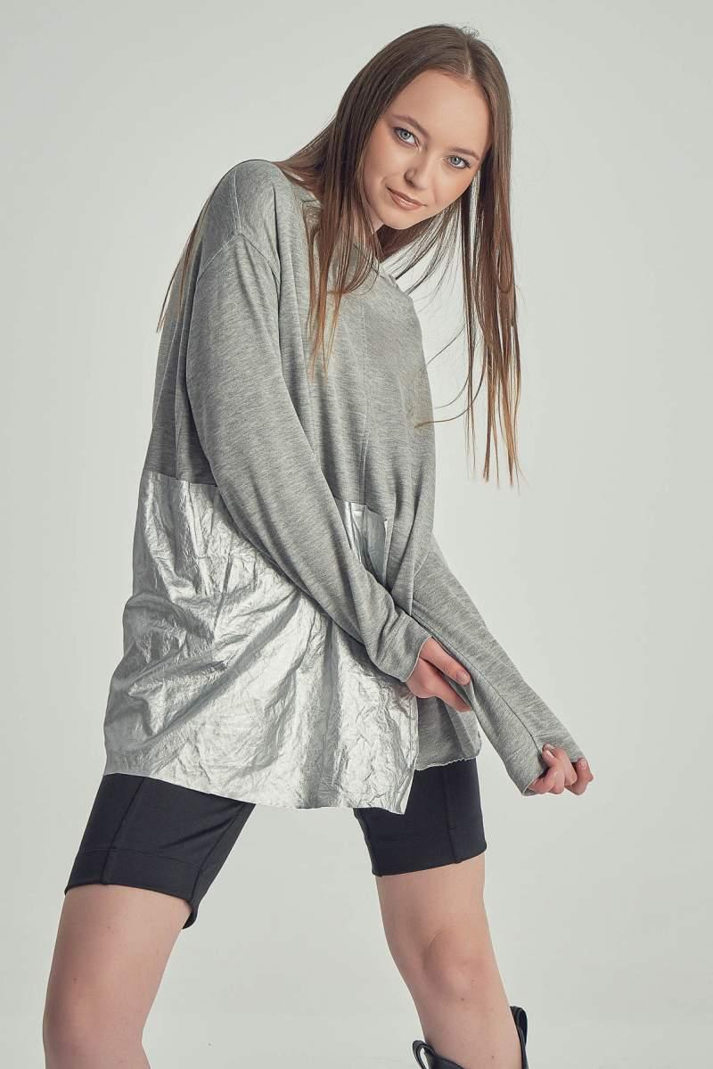 Bluza Argint