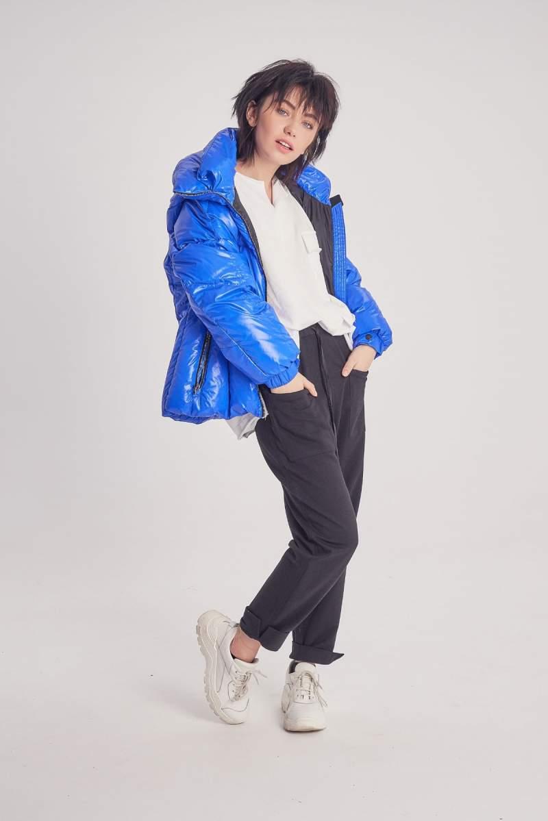 Jachetă Flux