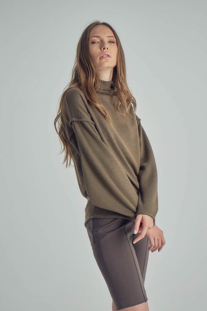 Bluza Khaki Andrea