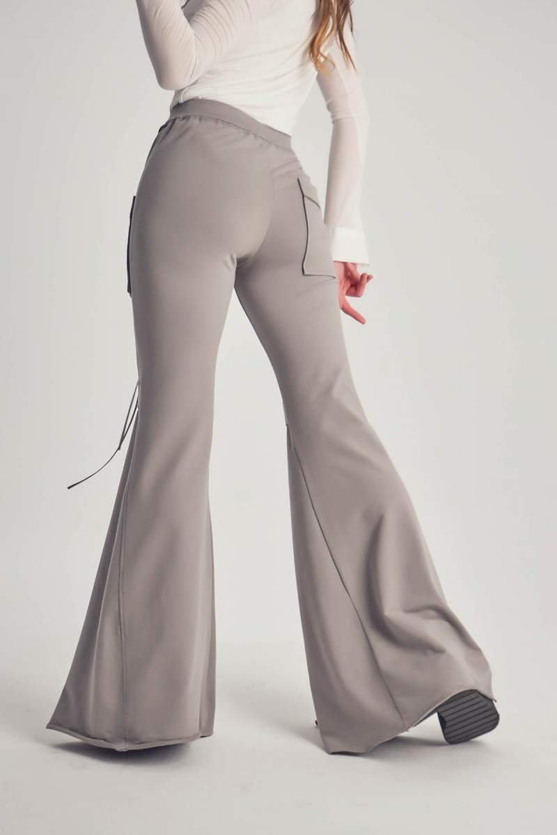 Pantaloni Grey Jazzy