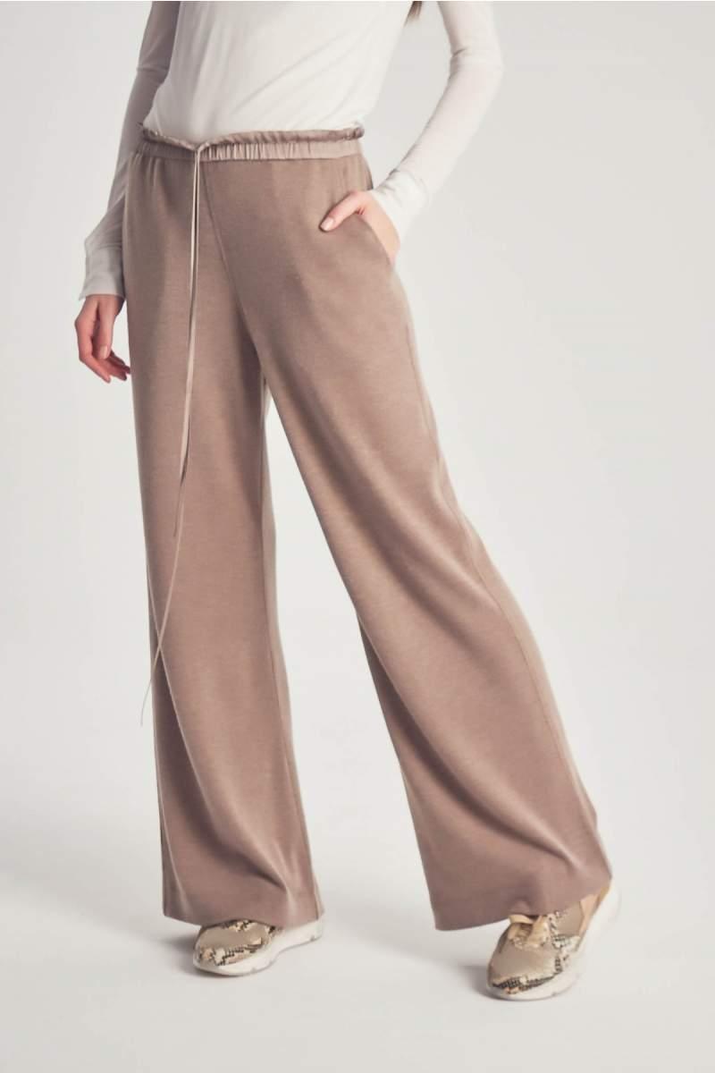 Pantaloni Cozy