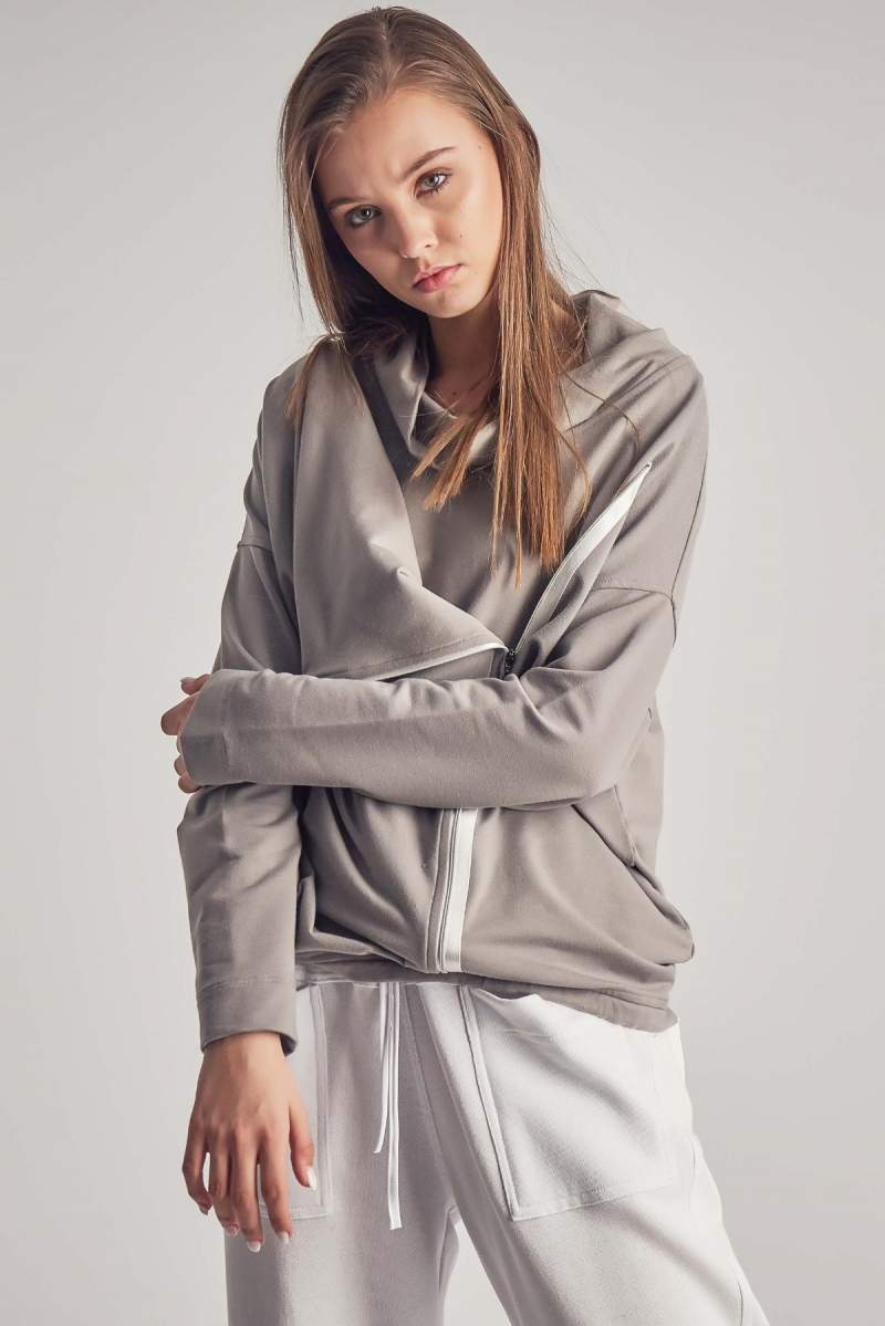 Bluza Grey Adeline