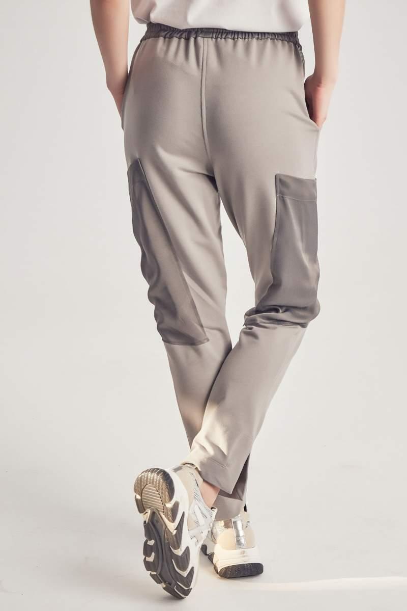 Pantaloni Grey Conic