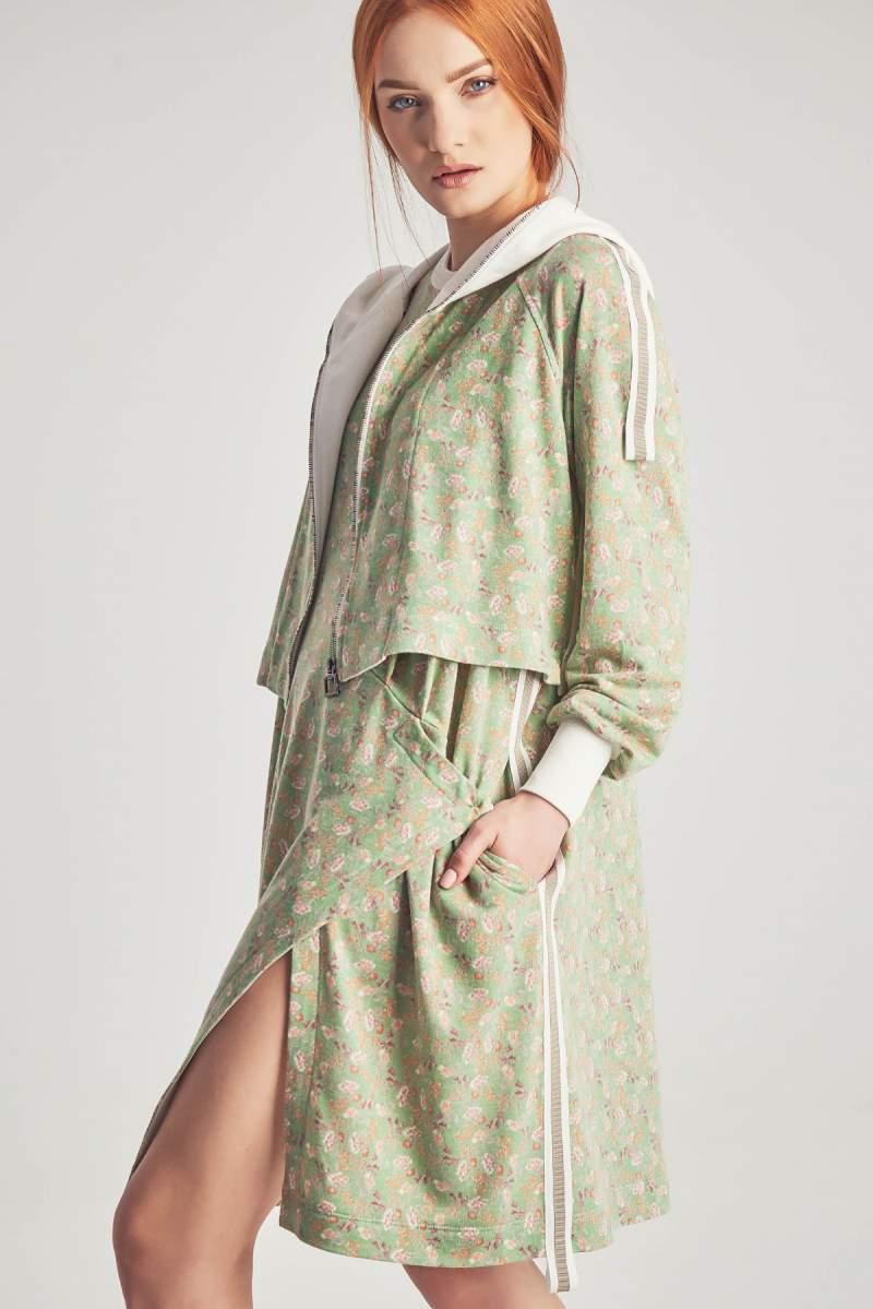 Green Primrose Jacket