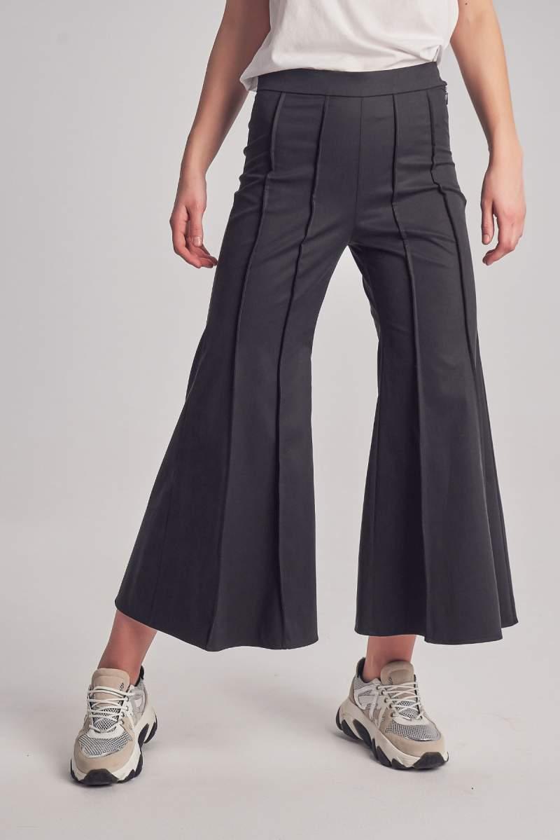 Pantaloni Elida Black