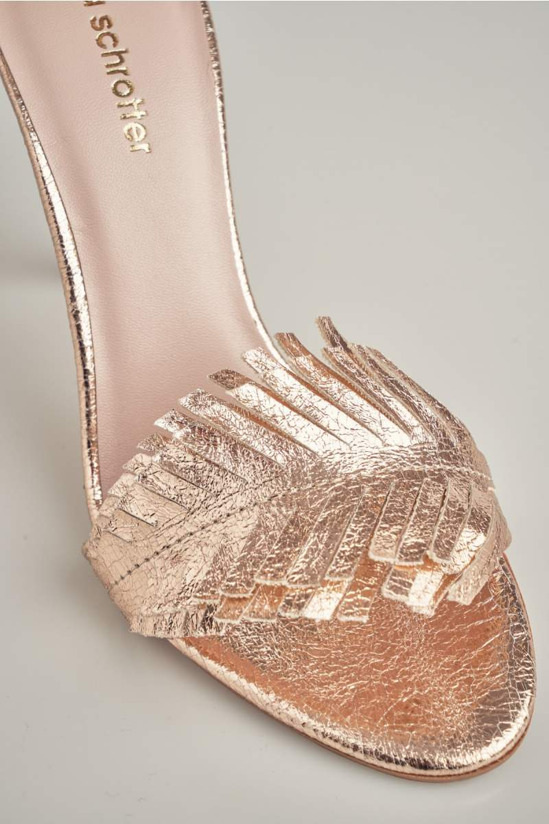 Sandale Goldsand