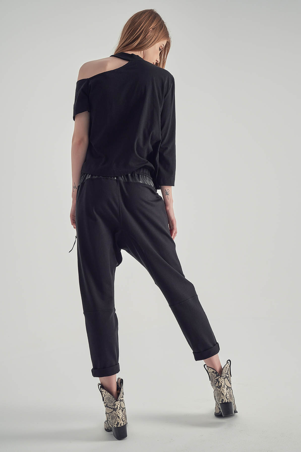 Pantaloni EcoLeather